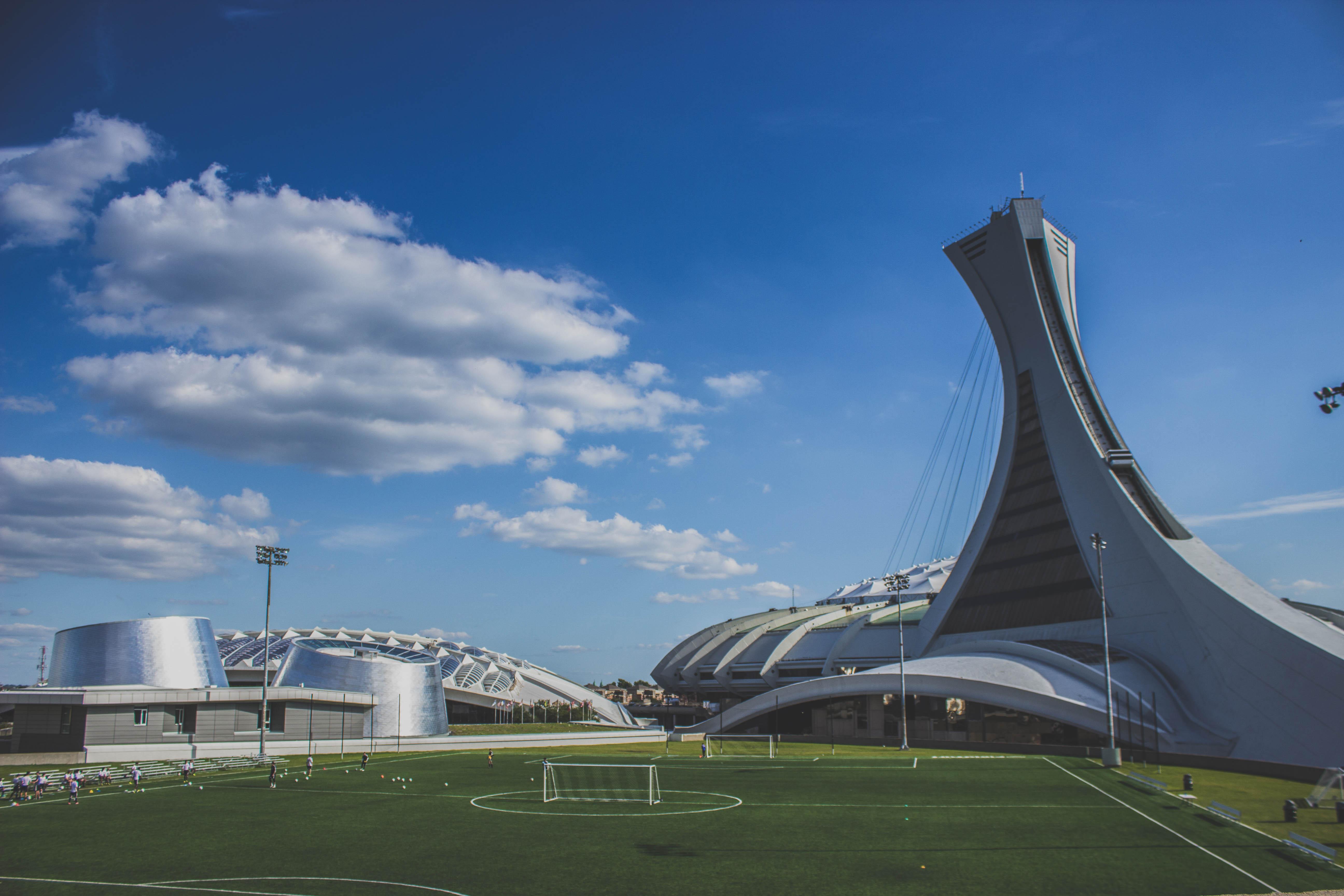 Montéal_Québec_Canada_stade